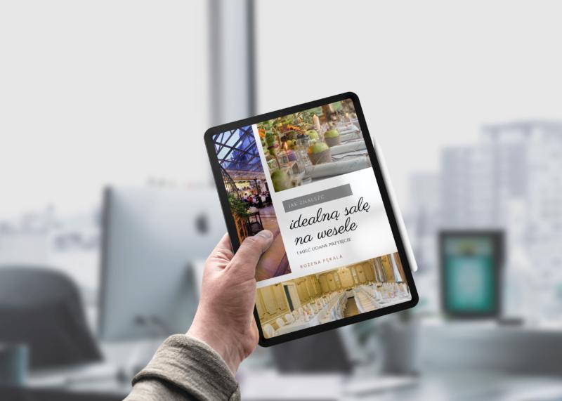 e-book sala na wesele